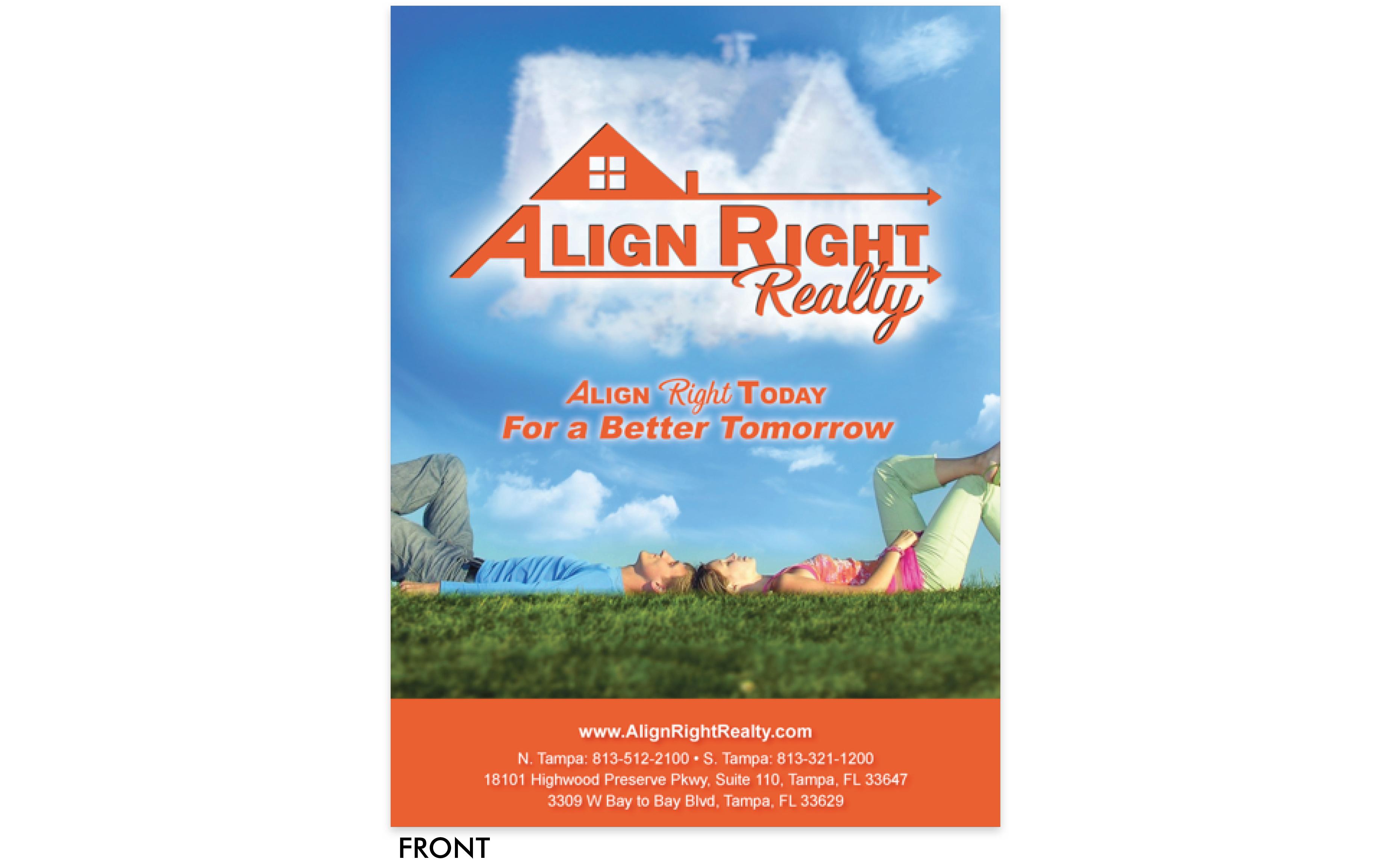 Align Right Realty Folder
