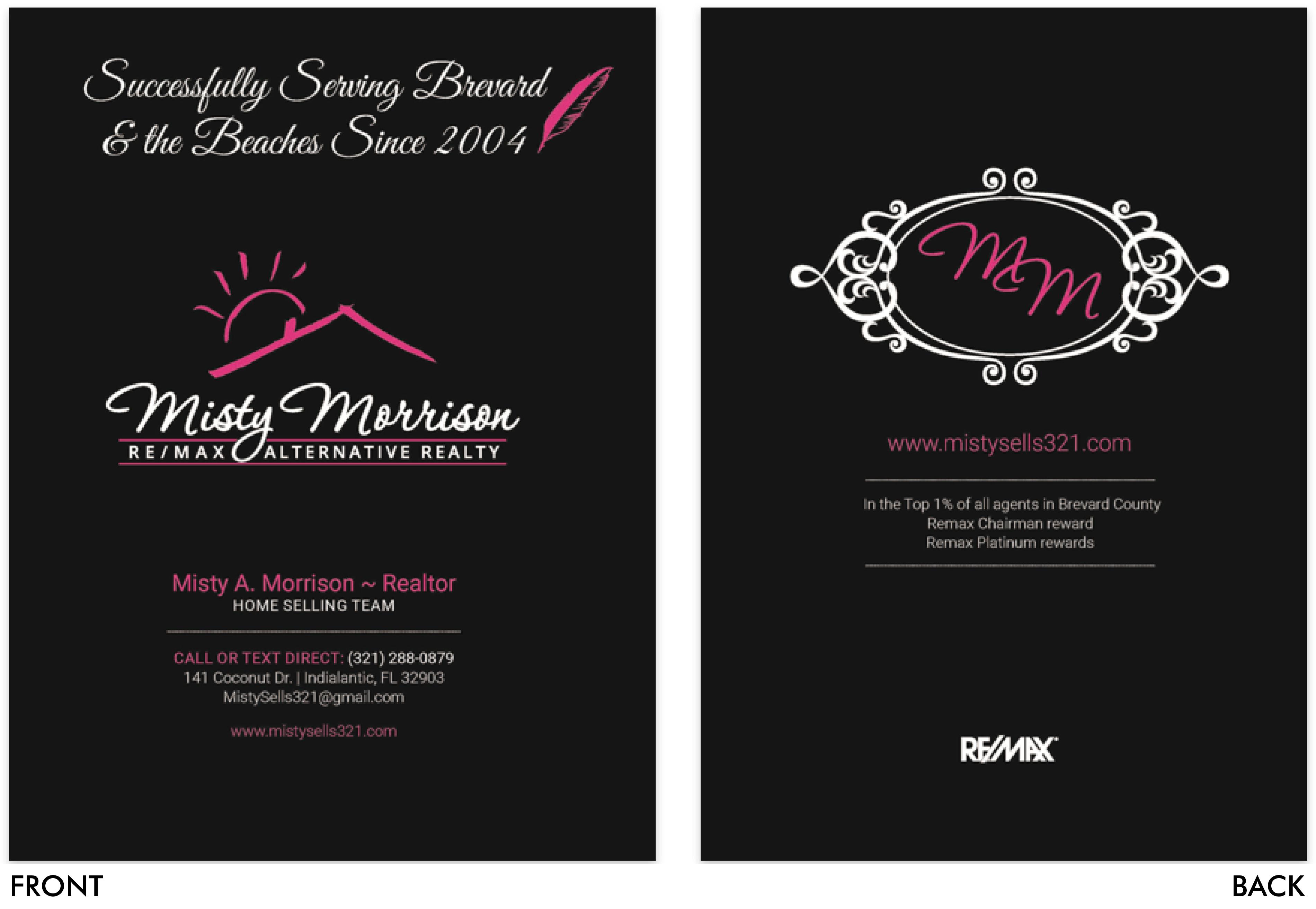 Misty Morrison Folder