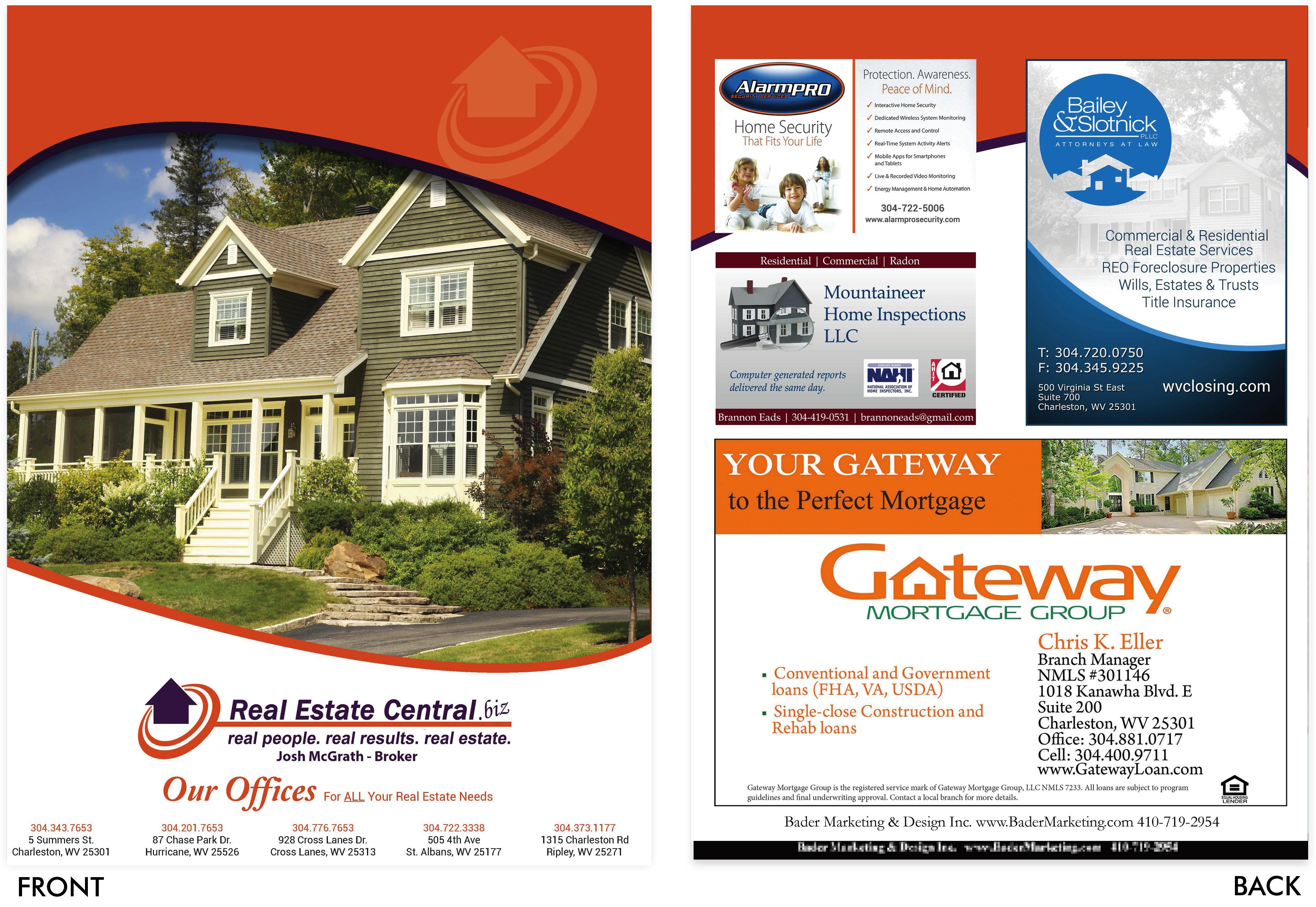 Real Estate Central Folder